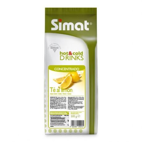 Té al limón sin azúcar